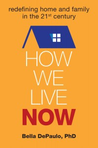 COVER, How We Live Now