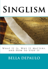 Singlism cover