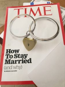 Time cover, how to stay marr
